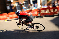 Farnham Town Centre Cycle Races